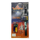 """Vintage 1985 Voltron """"Time Keeper"""" Robot Watch Toy Impulse LTD - FACTORY SEALED"""