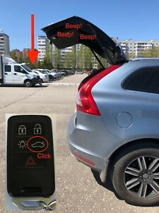 Module v2.4 with Beeper. Remote close tailgate module for VOLVO XC60