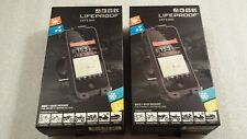2 Authentic LifeProof Bike & Bar Mounts for iPhone 4 and 4S Cases Black OPEN BOX