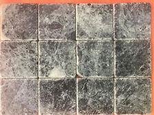 Piastrelle - Mosaico 10x10 in pietra marmo Verde Alpi per rivestimenti
