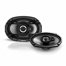 "Clarion SE6934R SE Series 6x9"" 3-way Coaxial Speakers 400w"