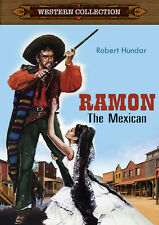 RAMON THE MEXICAN  - SPAGHETTI WESTERN -DVD FOR SALE-ENG DUBBED