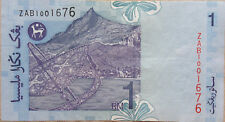 RM1 Zeti Paper Replacement Note ZAB 1001676