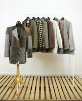 JOB LOT 10 X VINTAGE LADIES TWEED JACKETS