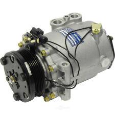 A/C Compressor-GM Scroll Compressor Assembly UAC fits 02-07 Saturn Vue 2.2L-L4
