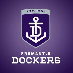 FREMANTLE DOCKERS V WEST COAST EAGLES ~ AFL FOOTBALL TICKETS ~ ROUND 22