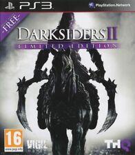 Darksiders 2 - Limited Edition (ITA) PS3 - totalmente in italiano