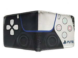 Playstation Wallet Purse ID Mens Kids Girls Gaming Collectable PS5 Controller AU