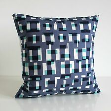 Scandi cushion cover, 18x18, 100% cotton, Made in UK #GBPD