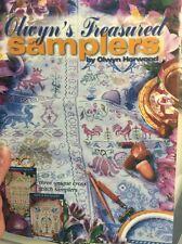 Olwyns Treasured Samplers by Olwyn Norwood sampler book OOP hard to find