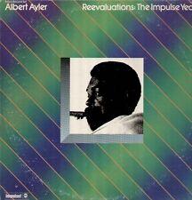 Ayler Albert, the impulsi years 1965-1969, US 2 LP as 9257-2 Free Jazz