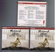MOZART EDITION  BOX 6 CDS VOL 5 SERENADES & DIVERTIMENTI/ NEVILLE MARRINER