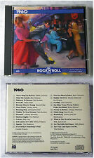 THE ROCK´N´ROLL ERA 1960 - 24 O-Hits Billy Bland, Ventures,... 1991 Time Life CD