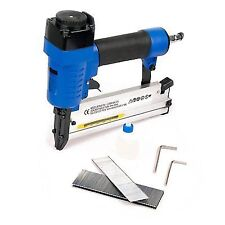 Brad Nail / Staple Nailer Industrial Grade Combo Nail Gun Stapler Air Tool 2in1