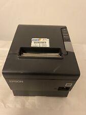 Epson TM-T88V Thermal Receipt Printer M244A Serial USB