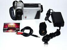 Sharp Vl-H860U Hi-8 Analog 8mm Camcorder Video Transfer (No Battery)