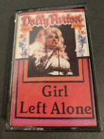 "DOLLY PARTON ""Girl Left Alone"" Cassette COUNTRY MUSIC 1984 Golden Circle"