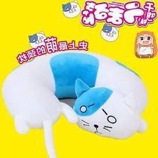 Anime Himouto! Umaru-chan Hamster Plush Pillow Neck U-Shape Headrest Cushion