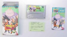 Dragon Ball Z: Super Butouden 3 Nintendo Super Famicom SFC Region Mod US Seller