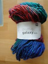 """Rico Schal- und Mützenwolle """"creative galaxy chunky"""" - Farb-Nr. 003"""