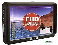 "LILLIPUT 5"" 16:9 MONITOR FHD HDMI PEAKING 1920x1080 COMPATIBILE UHD 4K MOD.A5"
