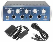 Presonus HP4 4 Channel Headphone Amplifier Monitoring System HP-4
