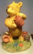 Border Fine Arts Classic Winnie The Pooh Eating Honey