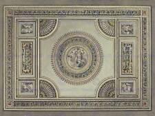 Giacomo Quarenghi italiano recargado techo Alegoría Primavera obras de arte impresión BB5500A