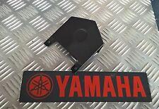 """Yamaha YZF R125 """"Heckverkleidung hinten mitte"""" schwarz matt Original Yamaha"""