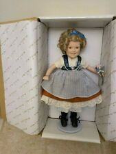 Shirley Temple Doll from Danbury Mint, Heidi Shirley Temple Movie Classics