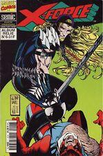 Album X-Force N°6 - Marvel Comics - Eds. Semic - 1995