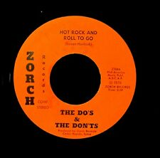 IOWA ROCK 'N' ROLL 45: THE DO'S & THE DON'TS Hot Rock and Roll to Go ZORCH Z108