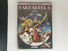 BD BARBARELLA FOREST Edition Originale de 1984