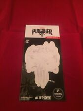 Marvel The Punisher Skull Logo Decal Lootcrate Exclusive Sticker
