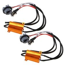 2x 1157 Load Resistor Decoder LED Bulb Hyper Flash Turn Signal Light Canceller