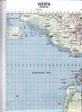 Weipa (QLD)  7272  1:100,000 NATMAP  topographic map brand new priority post Au