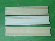 3 x Triang TT gauge T106 straight track foundation pieces