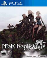 PS4 Nier Replicant ver.1.22474487139 ... --PS4 Square Enix JAPAN Original