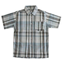 Timberland Short Sleeve Boys Children Kids 5 Years Cotton Shirt (T2C27 819 U33)