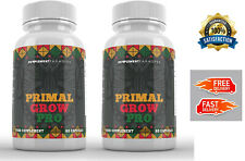 PRIMAL GROW PRO MALE ENHANCEMENT 120 CAPSULES - 2 MONTH SUPPLY