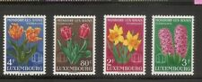 Luxembourg SC # 300-403 Flowers . MNH