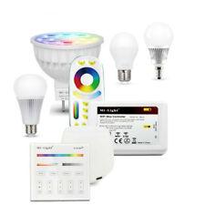 RGBCCT W/WW E27 E14 GU10 MR16 LED Bulb Light Dimmable RGB CCT Alexa 2.4G Milight