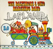 "Rarity!! Stereo LP ""Baltimore & Ohio Marching band Lapland"" Stateside AU Release"