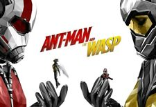 MARVEL - ANT-MAN & THE WASP POSTER PRINT - WALL ART - BUY 2 GET 1 FREE