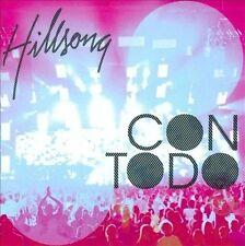Con Todo Christian Music Hillsong (CD, Jun-2010, Sparrow Records)