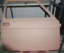FIAT 126 BIS esterno dell/' intersezione sinistra Trim DOOR GLASS SEAL 5936339 NUOVO ORIGINALE ORIGINALE