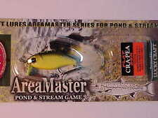 NEW  LUCKY CRAFT FLAT CRA-PEA SSR CRANKBAIT CHART MAGIC TROUT BASS CRAPPIE LURE