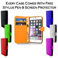 Fundas y carcasas lisos Para iPhone 7 Plus de piel sintética para teléfonos móviles y PDAs
