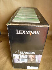 Lexmark 12A6835 Toner Cartridge Genuine