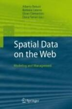 Spatial Data on the Web: Modeling and Management-ExLibrary